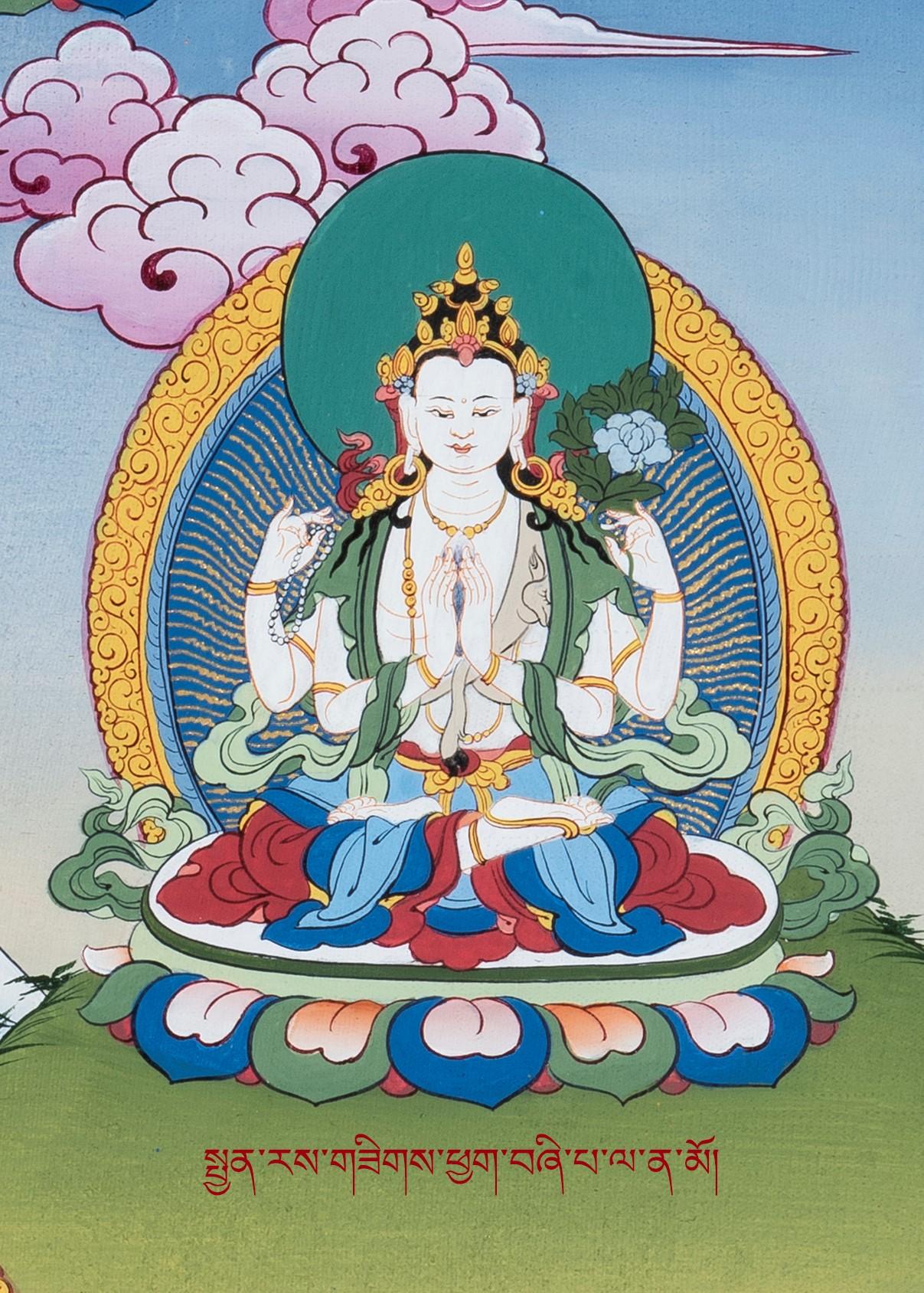 Avalokiteshvara. La compasión y el poder de la adaptación al cambio.