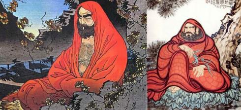 Shramanas y la búsqueda espiritual